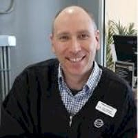 Jon Jansnosko at Fred Anderson Nissan of Asheville - Service Center