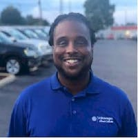 Victor Finney at Volkswagen of South Charlotte