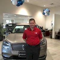 Luke Person at Access Ford Lincoln of Corpus Christi