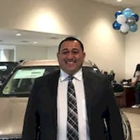 Golden Gonzales at Access Ford Lincoln of Corpus Christi