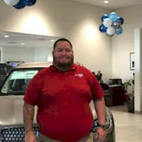 Carlos  Molina at Access Ford Lincoln of Corpus Christi