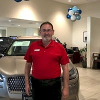 Gregory Rodriguez at Access Ford Lincoln of Corpus Christi