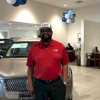 Terry Harris at Access Ford Lincoln of Corpus Christi