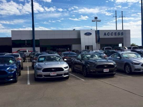 Access Ford Lincoln of Corpus Christi, Corpus Christi, TX, 78410