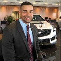 Alex Santos at Brogan Cadillac Totowa