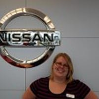 Brittney  Furr at Crown Nissan Greenville