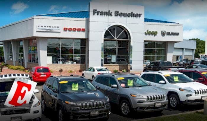 Frank Boucher Chrysler Dodge Jeep Ram VW of Janesville, Janesville, WI, 53546