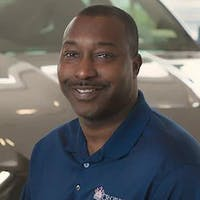 Moses Williams at Crown Ford Fayetteville