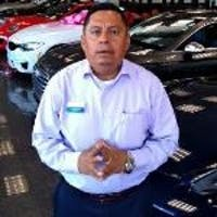 Jesus Bello at Certified Benz and Beemer