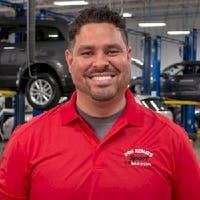 Angelo Nieves at Sport Mazda