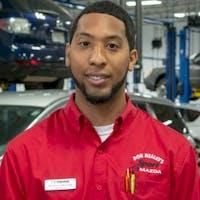Stephen Mendez at Sport Mazda - Service Center
