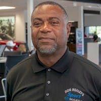Earnest Evans at Sport Mazda