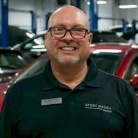 Bob Suranovich at Sport Mazda