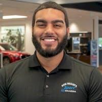 Noel Ruiz at Sport Mazda