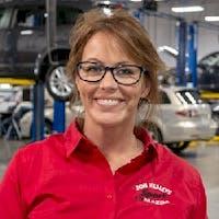Brittany Schultz at Sport Mazda