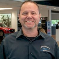 Daniel Parker at Sport Mazda