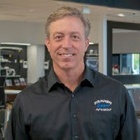 Jay Mealey at Sport Mazda