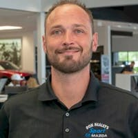 Sean Koller at Sport Mazda