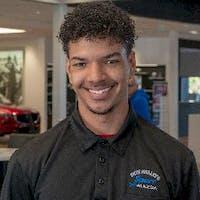 Reggie Jorge at Sport Mazda