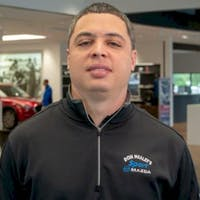 Jason Santiago at Sport Mazda