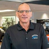Robbie Robberts at Sport Mazda