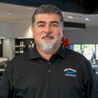 Victor Ortiz at Sport Mazda