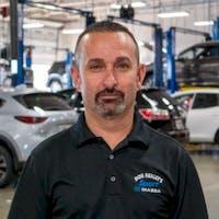 Carlos Balula at Sport Mazda