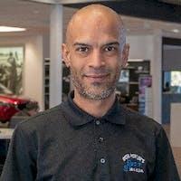 Christian Atencio at Sport Mazda