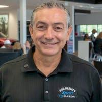 Izzy Camareno at Sport Mazda