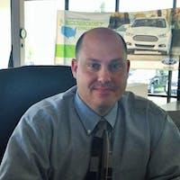 Todd  Brabender at Carman Ford Lincoln
