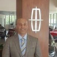 Frank  Azan at Carman Ford Lincoln