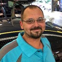 """Robert """"Trey"""" Conley at Carman Ford Lincoln"""