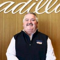 David Robinson at Colonial Cadillac