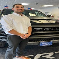 Anthony Roman at Colonial Chrysler Jeep Dodge RAM