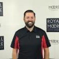 Travis VanDyke at Royal Moore Toyota - Service Center