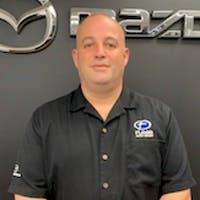 Steve Furtardo at Flood Mazda - Service Center