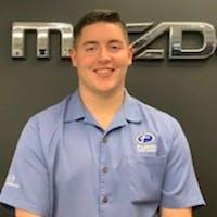 Zach Albanese at Flood Mazda