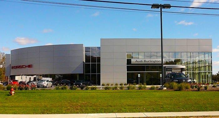 Audi Burlington, Burlington, MA, 01803