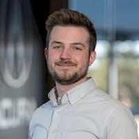 Michael Osborne at Courtesy Acura - Service Center