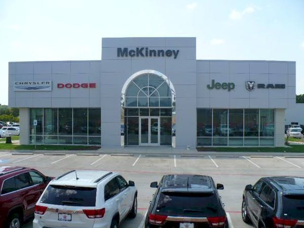 Chrysler Jeep Dodge City of McKinney, McKinney, TX, 75070