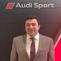 Adam Adamov at Jack Daniels Audi of Upper Saddle River