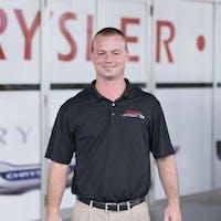 Brandon Bettge at Olathe Dodge Chrysler Jeep RAM