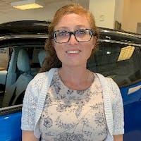 Christina Cain at Zimmer Chrysler Dodge Jeep Ram