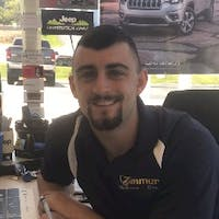 Cameron Carlotta at Zimmer Chrysler Dodge Jeep Ram