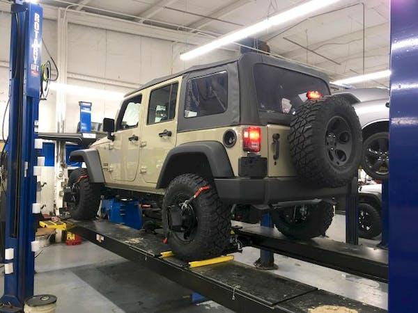 Zimmer Chrysler Dodge Jeep Ram, Florence, KY, 41042