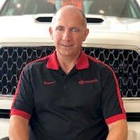 Lenny  Thomas at Ray Brandt Toyota