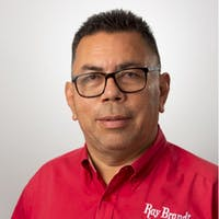 Victor  Duran at Ray Brandt Toyota