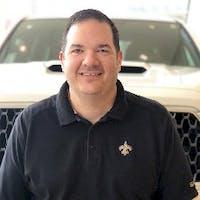 Eric Burgess Sr at Ray Brandt Toyota