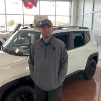 Zachary Smith at Landers Chrysler Dodge Jeep Ram of Norman
