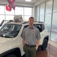 Sam Nicholas at Landers Chrysler Dodge Jeep Ram of Norman